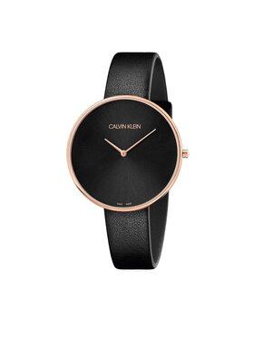 Calvin Klein Calvin Klein Часовник Lady K8Y236C1 Черен