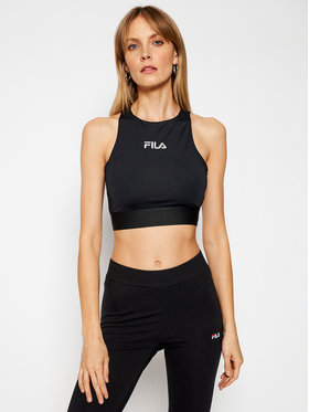 Fila Fila Reggiseno top Elita 688437 Nero