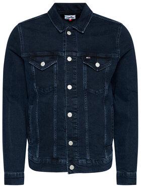 Tommy Jeans Tommy Jeans Geacă de blugi Trucker DM0DM09336 Bleumarin Regular Fit