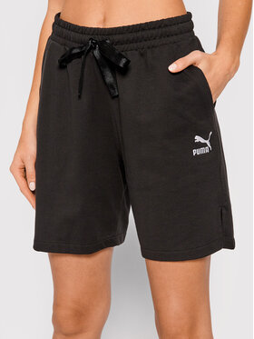 Puma Puma Sportske kratke hlače 532550 Crna Regular Fit