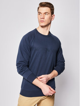 Emporio Armani Underwear Emporio Armani Underwear Felpa 111062 0P566 00335 Blu scuro Regular Fit