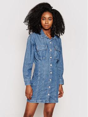 Levi's® Levi's® Jeans haljina Braelyn Utility 29325 Tamnoplava Regular Fit