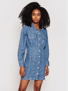 Levi's® Levi's® Sukienka jeansowa Braelyn Utility 29325 Granatowy Regular Fit