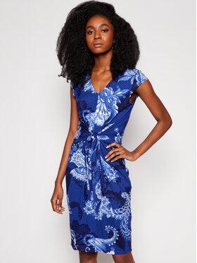 Desigual Desigual Hétköznapi ruha Sibila 21SWVKB2 Kék Slim Fit