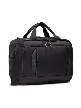 Travelite Travelite Geantă pentru laptop Crosslite Bordtasche 089504-01 Negru