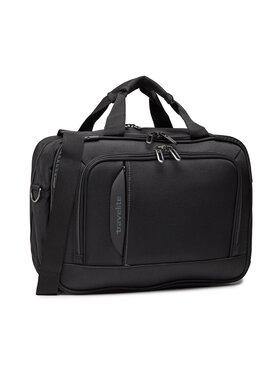 Travelite Travelite Τσάντα για laptop Crosslite Bordtasche 089504-01 Μαύρο