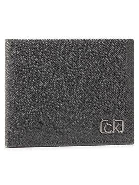 Calvin Klein Calvin Klein Duży Portfel Męski Bifold 6Cc W/ Bill K50K505961 Czarny
