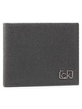 Calvin Klein Calvin Klein Velká pánská peněženka Bifold 6Cc W/ Bill K50K505961 Černá