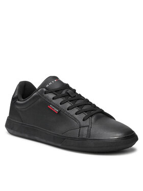Tommy Hilfiger Tommy Hilfiger Sneakers Essential Leather Cupsole FM0FM03750 Noir