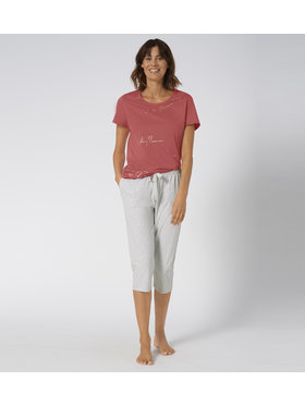 Triumph Triumph Pyjama Capri X 10207536 Rose