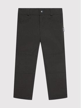 Reima Reima Spodnie materiałowe Mighty 532189S Czarny Regular Fit