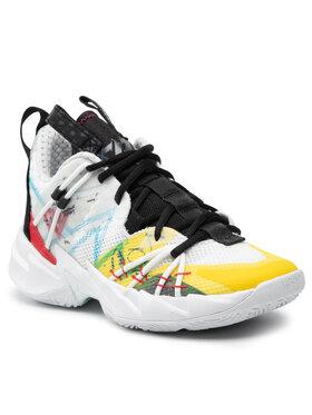 Nike Nike Topánky Jordan Why Not Zero.3 Se CK6611 100 Biela