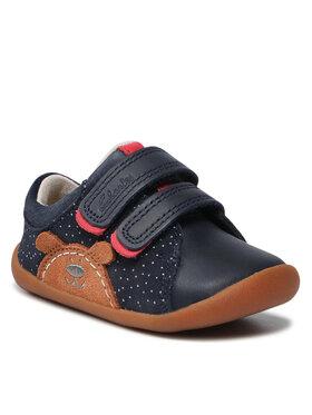 Clarks Clarks Sneakersy Roamer Bear T 261576627 Granatowy