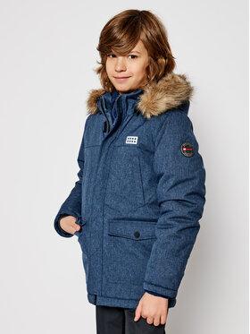 LEGO Wear LEGO Wear Zimná bunda LwJoshua 726 22905 Tmavomodrá Regular Fit