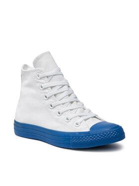 Converse Converse Sneakers aus Stoff Ctas Hi 156767C Weiß