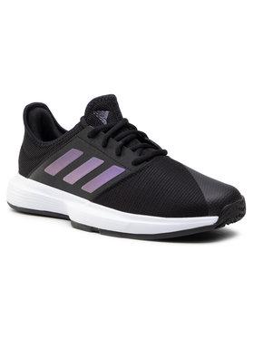 adidas adidas Pantofi GameCourt M FX1553 Negru