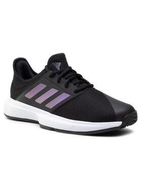 adidas adidas Topánky GameCourt M FX1553 Čierna