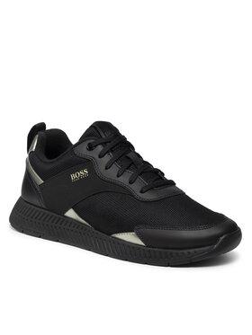 Boss Boss Sneakers Titanium 50459904 10236655 01 Negru