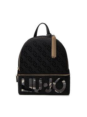 Liu Jo Liu Jo Ruksak M Backpack NF1210 T6438 Crna