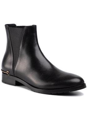 Fabi Členková obuv s elastickým prvkom FD6390A Čierna