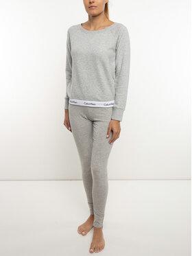Calvin Klein Underwear Calvin Klein Underwear Bluza Modern 000QS5718E Szary Regular Fit