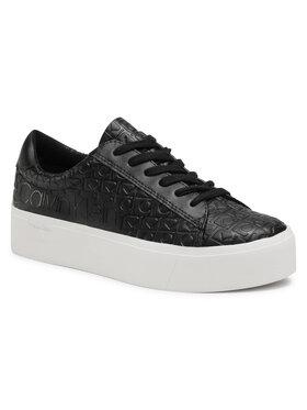 Calvin Klein Calvin Klein Laisvalaikio batai Janika B4E00422 Juoda