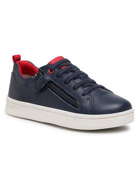 Geox Geox Sneakersy J Djrock B. D J925VD 08554 C4002 M Granatowy