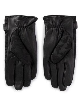 Emporio Armani Emporio Armani Pánské rukavice 624522 9A249 00020 Černá