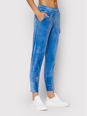 Waikane Vibe Waikane Vibe Teplákové nohavice Blue Yasin Modrá Regular Fit