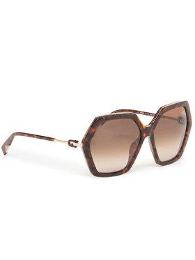 Furla Furla Ochelari de soare Sunglasses SFU460 WD00003-ACM000-4-401-20-CN-D Maro