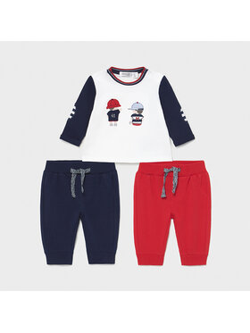 Mayoral Mayoral Completo da bambino 1643 Multicolore Regular Fit