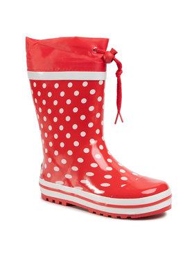 Playshoes Playshoes Gumáky 181767 S Červená