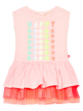 Billieblush Billieblush Sukienka codzienna U12639 Kolorowy Regular Fit