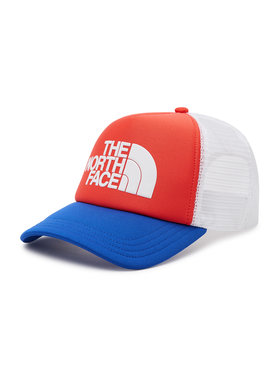 The North Face The North Face Шапка с козирка Logo Trucker NF0A3FM3Y3B1 Цветен