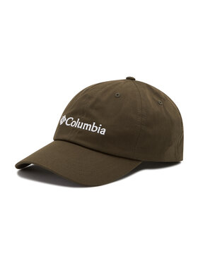 Columbia Columbia Czapka z daszkiem Roc II Hat CU0019 Zielony