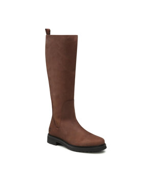 Timberland Timberland Oficerki Hannover Hill Tall Boot TB0A2N339311 Brązowy
