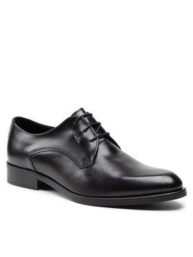 KARL LAGERFELD KARL LAGERFELD Κλειστά παπούτσια KL12270 Μαύρο