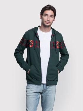 Vistula Vistula Bluză Cullen XA0536 Verde Regular Fit