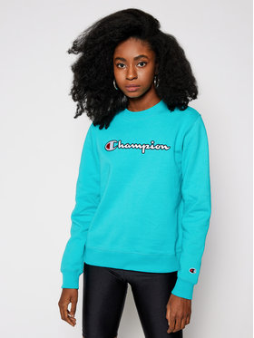Champion Champion Sweatshirt Logo 113190 Blau Regular Fit
