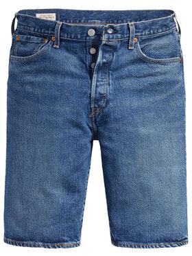 Levi's® Levi's® Jeansshorts 501® 36512-0086 Dunkelblau Regular Fit