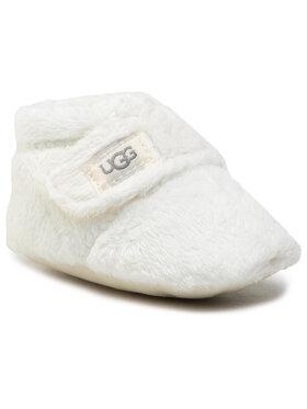 Ugg Ugg Kapcie I Bixbee And Lovely 1094823I Biały
