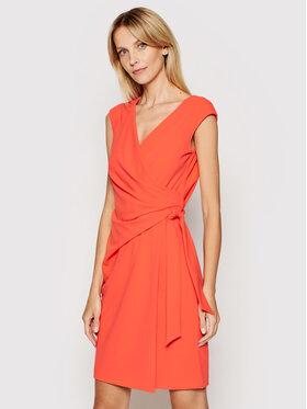 Lauren Ralph Lauren Lauren Ralph Lauren Hétköznapi ruha 253838965003 Narancssárga Regular Fit