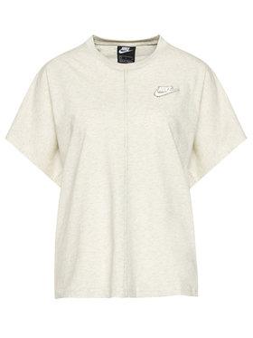 Nike Nike T-shirt Short-Sleeve CZ8355 Beige Oversize