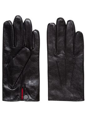 Hugo Hugo Pánské rukavice Hlg 50 50440019 Černá