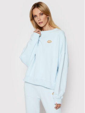 PLNY LALA PLNY LALA Sweatshirt Petite Kiss PL-BL-K1-00006 Blau Kansas