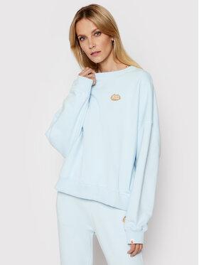 PLNY LALA PLNY LALA Sweatshirt Petite Kiss PL-BL-K1-00006 Bleu Kansas