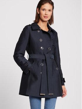 Morgan Morgan Prechodný kabát 201-GROOVE.N Tmavomodrá Regular Fit