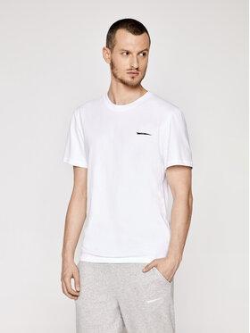 Sprandi Sprandi T-Shirt SS21-TSM002 Biały Regular Fit