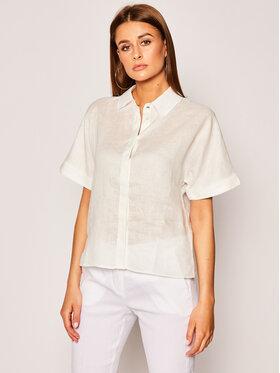 Pennyblack Pennyblack Koszula Elisa 21110320 Biały Regular Fit