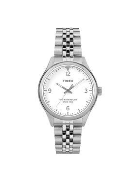 Timex Timex Hodinky Waterbury TW2R69400 Stříbrná